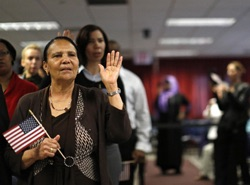 Providing Updates at the Naturalization Interview